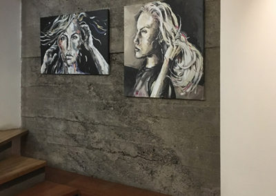 Výstava Radky Přibyslavské, Praha, Carpe Diem